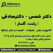 دکتر مرتضی شمس - دکتر یاسمن صادقی