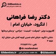 دکتر رضا فراهانی