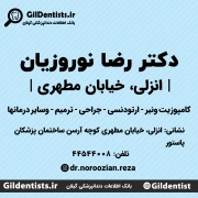 دکتر رضا نوروزیان
